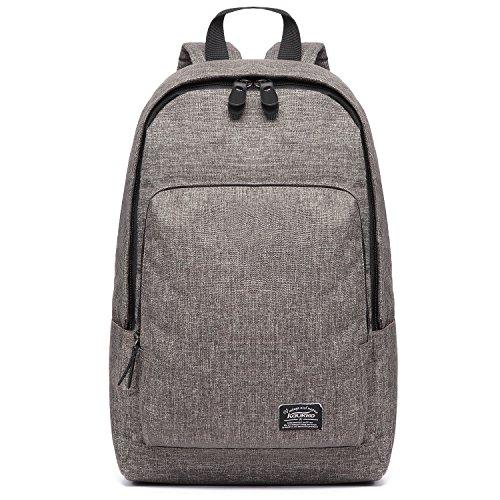 Stylish School Bookbag Kaukko College Student Laptop Backpacks fit 14