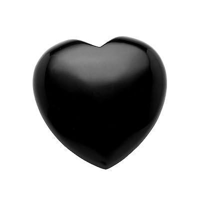 403f8d51f36f3 Jovivi Pierre Naturelle Quartz Rose Obsidienne Opaline Cœur Pierre  d énergie Precieuse Guérison Reiki Feng