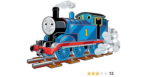 Thomas train gordon fabric applique iron on 6 inch
