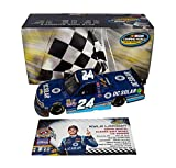 AUTOGRAPHED 2016 Kyle Larson #24 DC Solar Racing ELDORA DIRT DERBY WINNER (Raced Version) Truck Series Signed Lionel 1/24 Scale NASCAR Diecast with COA (#0426 of only 1,224 produced!)
