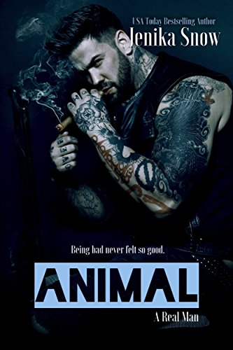 Animal (A Real Man, 15) cover