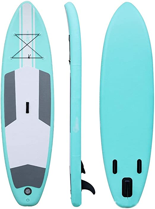 Amazon.com: GQMNL Inflatable Stand Up Paddle Board KIT SUP ...