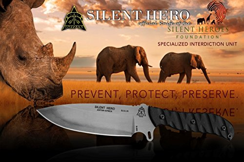 TOPS Silent Hunting Survival HERO 01