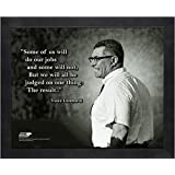 Vince Lombardi Green Bay Packers ProQuotes Photo (Size: 12