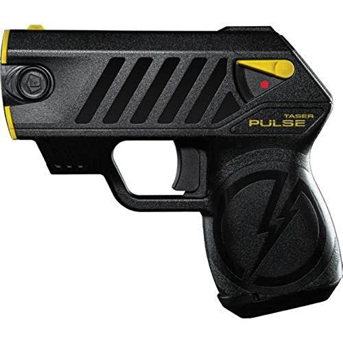 Taser Pulse Compact Laser LED 2 Live-Cartridges Soft Pocket Holster and Target