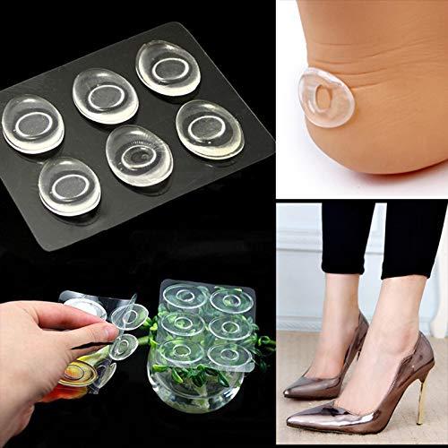 Amazon.com: 6 piezas/calzado de silicona para mujeres y ...