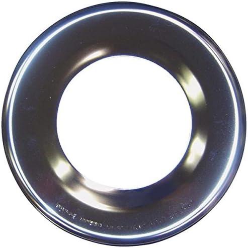 "NEW RANGE KLEEN Chrome Plated Steel Gas Range Reflector Pan 7/""  RGP-200"