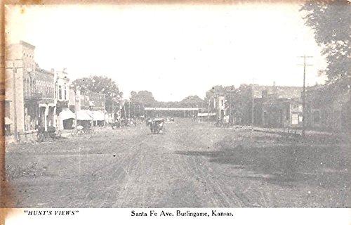 Santa Fe Avenue Burlingame, Kansas - Avenue Burlingame