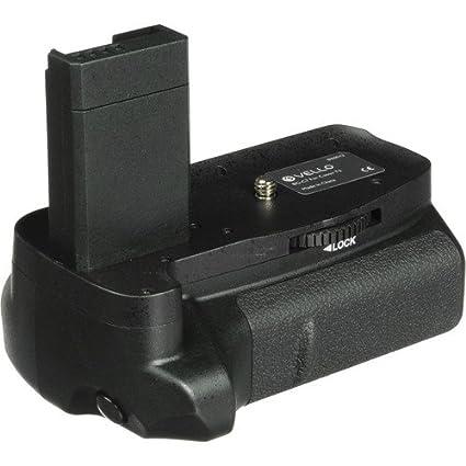 Vello bg-c7 empuñadura de batería para Canon EOS Rebel T3 Cámara ...