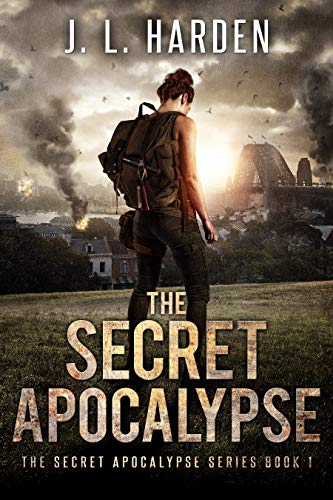 The Secret Apocalypse: The Secret Apocalypse Book 1 (A Secret Apocalypse Story) by [Harden, J. L., Harden, James]