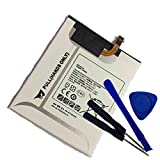 Powerforlaptop Tablet Replace Battery + Repair tools For Samsung SM-T280 SM-T285 SM-T287 SM-T280N 8GB Wi-Fi 7'' Galaxy Tab E 7.0 2016 4G LTE EB-BT280ABA EB-BT280ABE GH43-04588A