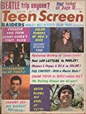 img - for Teen Screen, vol. 8, no. 8 (August 1966): Beatle Trip Anyone?, Exclusive Pics from Sonny & Cher's First Flick, Color Pinups of Desi's Digs, Herman's Hermits, Rolling Stones Are All Wet!, etc. book / textbook / text book