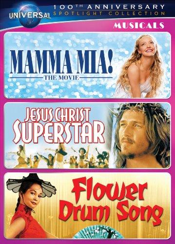 Musicals Spotlight Collection [Mamma Mia! The Movie, Jesus Christ Superstar, Flower Drum Song] (Universal's 100th - Flower Drum The
