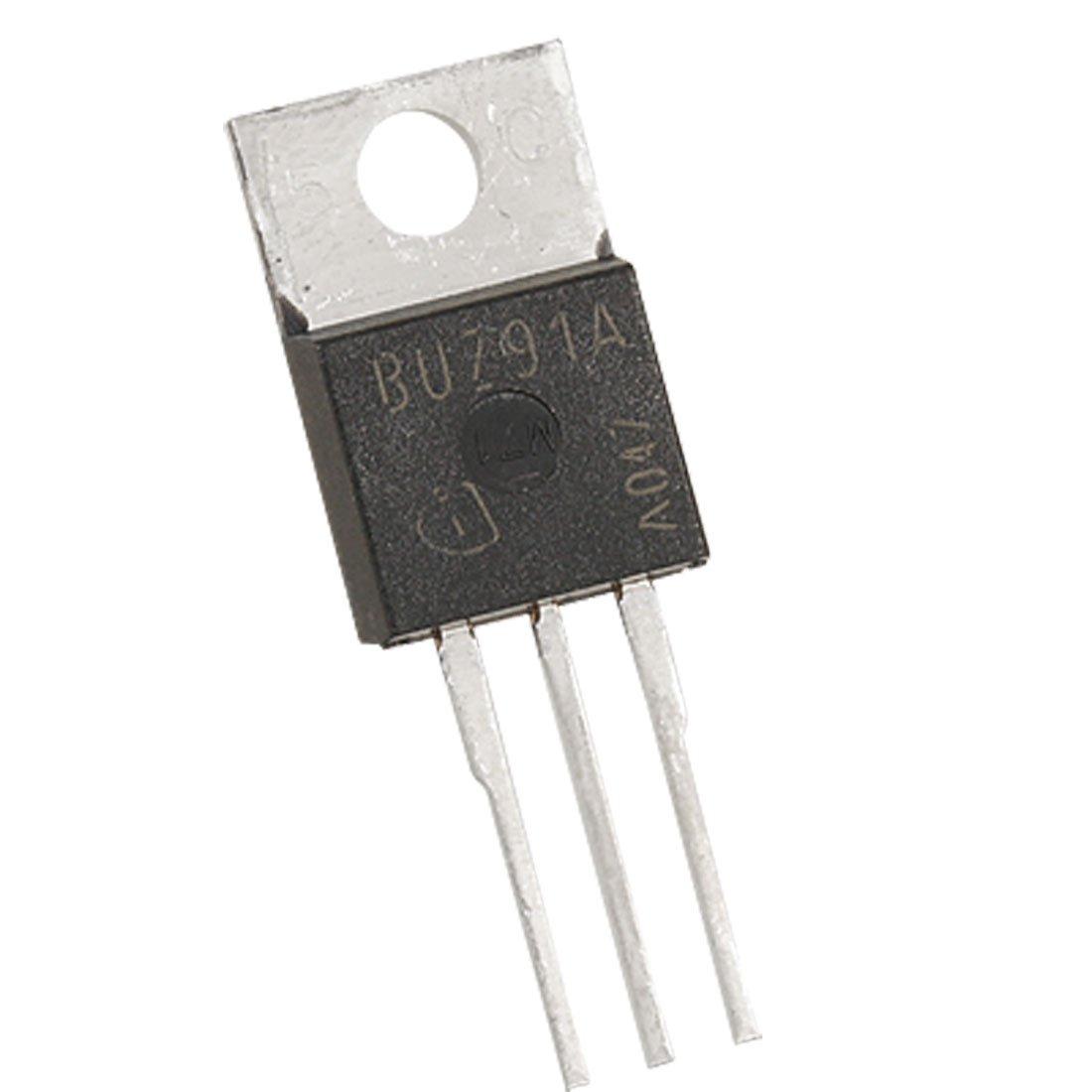 5 Pcs Buz91a 30v 60a N Channel Power Mosfet Transistors Amazonco Irfz44 Datasheet Diy Tools