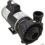 Waterway Plastics 3721621-1D Executive 56 Frame 4 hp Spa Pump, 230-volt