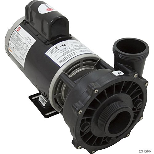 Waterway Plastics 3721621-1D Executive 56 Frame 4 hp Spa Pump, 230-volt by Waterway Plastics
