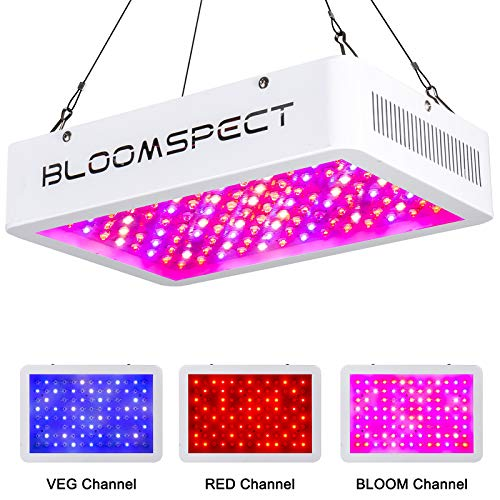 BLOOMSPECT Upgraded 1000W LED
