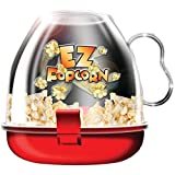9eMart Popcorn Maker Small Fast Easy Mini poppers Microwave Ware