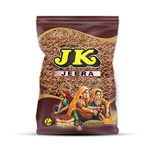 JK CUMIN SEED 882 Oz 250g (Jeera Whole) Non-GMO Gluten free and NO preservatives! Review and Comparison