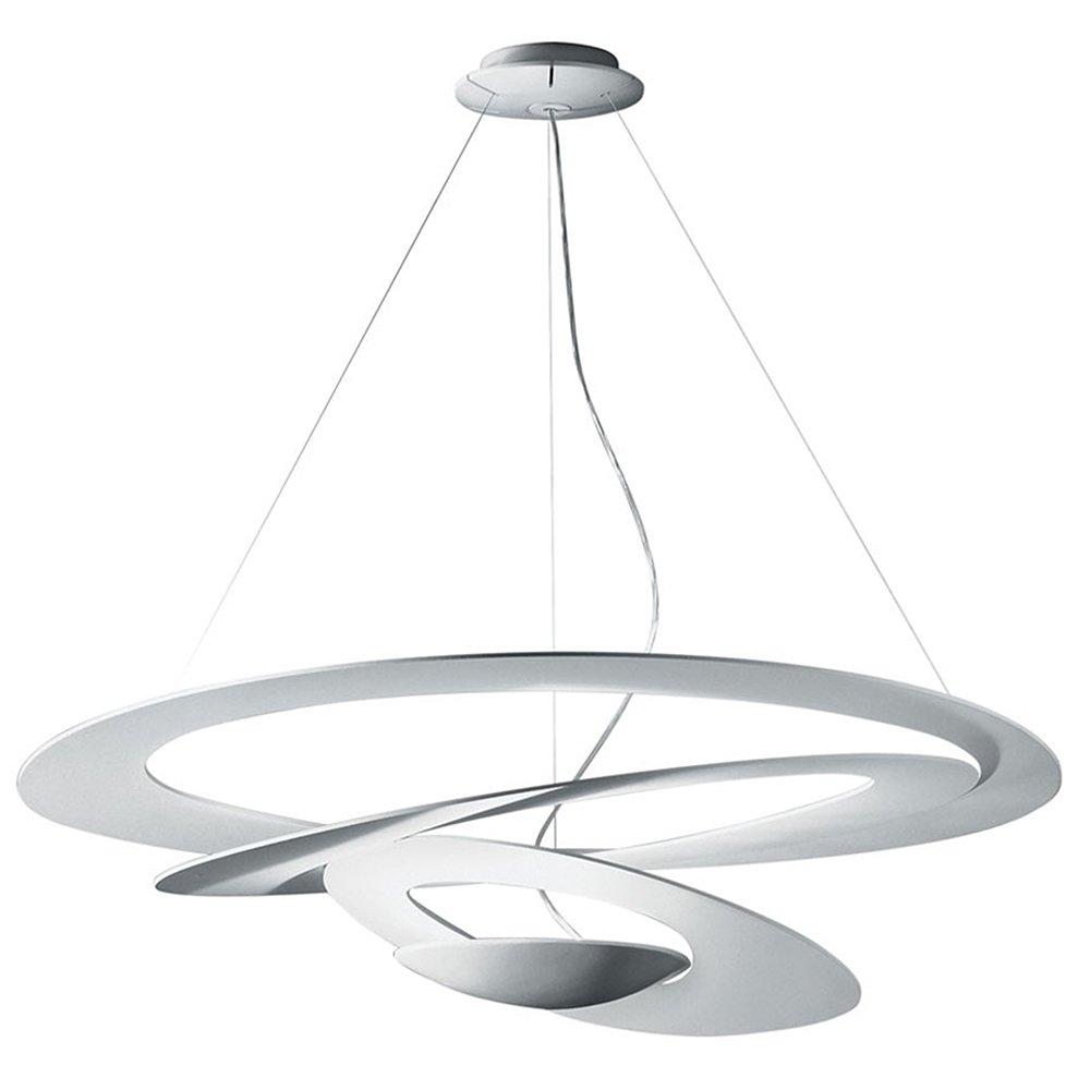 Artemide Pirce lámpara de techo 44 W, blanco: Amazon.es ...