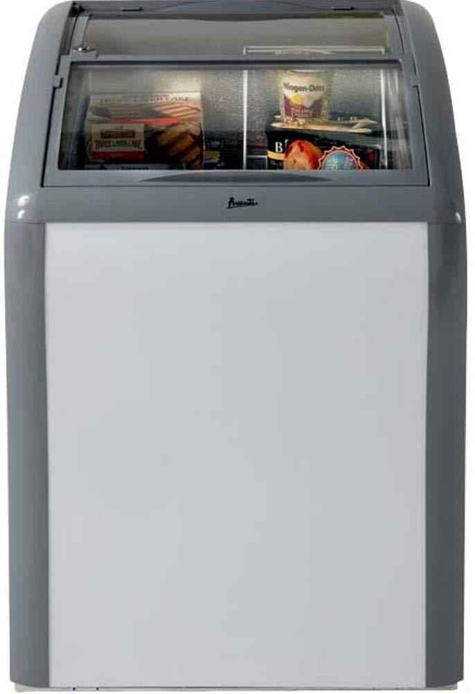 Avanti CFC43Q0WG Congelador/refrigerador comercial, convertible ...