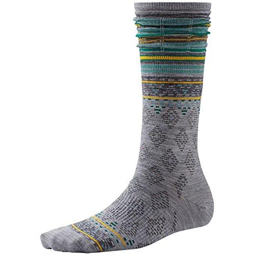 Smartwool Women's Rocking Rhombus Mid Calf Socks Small - Past Season