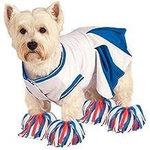 Rubie's Costume Co Deluxe Cheerleader Pet Costume, X-Large