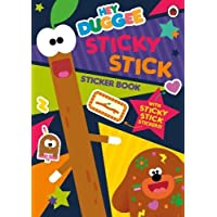 Hey Duggee: Sticky Stick Sticker Book: Activity Book