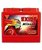 Exide Mileage Car Battery Din65-65ah