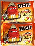 M&m's Candy Corn White Chocolate Candies 8 Oz Bag (2 Count)