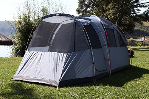 ... Arizona-GT-9-to-10-Person-174-by- ... & Arizona GT 9 to 10 Person 17.4 by 8 Foot Sport Camping Tent 100 ...