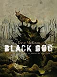 capa de Black Dog: Os Sonhos de Paul Nash