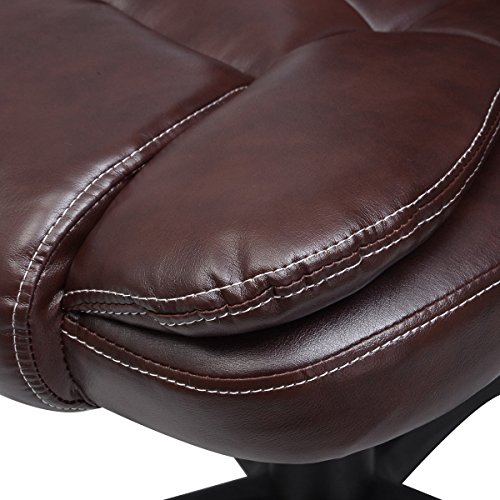 Massage Chair Full Body Executive Ergonomic Computer Desk Home Office- Brown by Tamsun by Tamsun (Image #3)