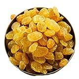 Amrita Golden Raisins 1 lb , No Added Sugar, Naturally Sweet Gluten Free Dried Fruit No Sugar Added - Packed Fresh in Resealable Bulk Bags - Yellow Raisins - Golden Rasins - White Raisins