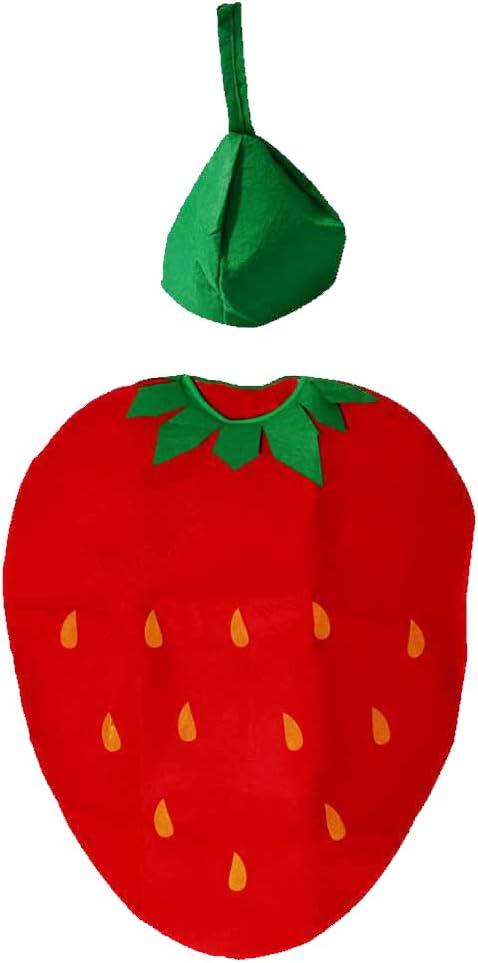 Gazechimp Traje de Niños Diseño con Fruta con Sombrero Ropa de ...
