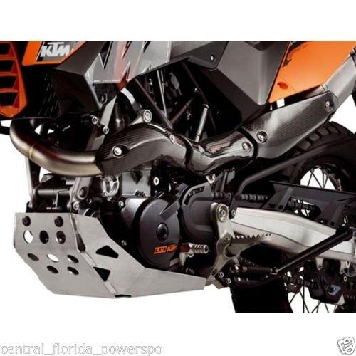 Genuine KTM 690 LC4 SMC Enduro Aluminum Skid Plate / Engine Guard 7650309010