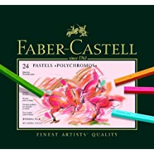 Faber-Castell Polychromos Pastels Box of 24
