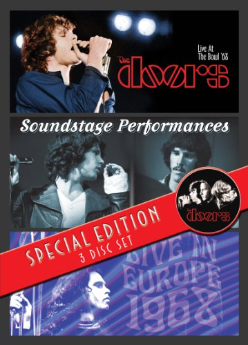 Live At The Bowl 68 Soundstage Performances Live In Europe 1968
