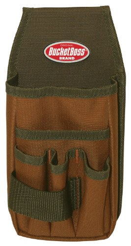 Bucket Knife (Bucket Boss 54170 Utility Pouch with Flap Fit)