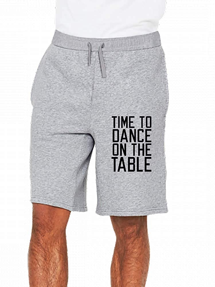 Time to Dance On The Table Mens Casual Short Trouser