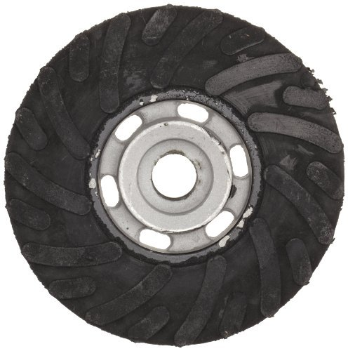 Cut Tiger Discs Altra (Weiler Tiger Back-Up Pad For Resin Fiber And AL-tra Cut Disc, 5/8-11 Thread Size, 4-1/2 Diameter by Weiler)
