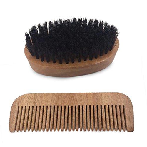 heavy wooden hair brush - 7