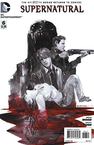 Supernatural #6 FN ; DC comic book