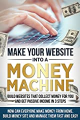 BONUS INCLUDED.In This Book, I Describe How You Can Make Money Online.And I'll show you how you can earn passive income through websitesHow To Do it From Home, Do It In Proven Steps, How You Can Build A Passive Income And Then You Can Duplica...