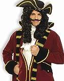 Forum Designer Deluxe Pirate Captain Costume, Multi, Large