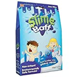 Zimpli Kids Slime Baff Bath Pack - Turn Your Bath Water into Slime! - 100% Safe and Easy to Clean - Blue - For Ages 3 and Up