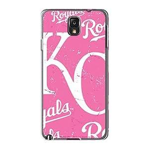 Best Hard Phone Cover For Samsung Galaxy Note 3 (TJQ8471LJLo) Unique Design Fashion Kansas City Royals Image
