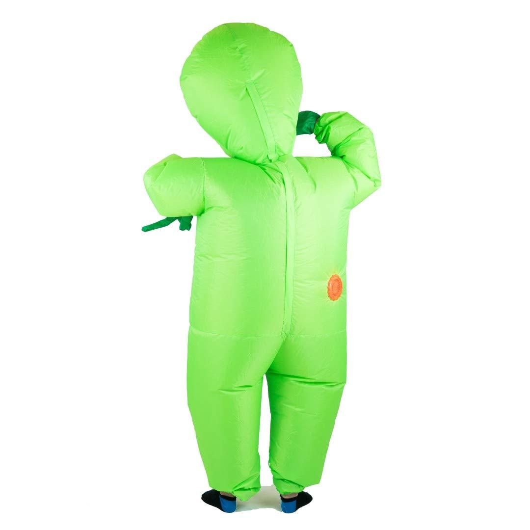 Bodysocks Kids Inflatable Alien Fancy Dress Costume