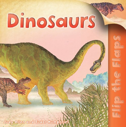 Download Flip The Flaps: Dinosaurs pdf epub