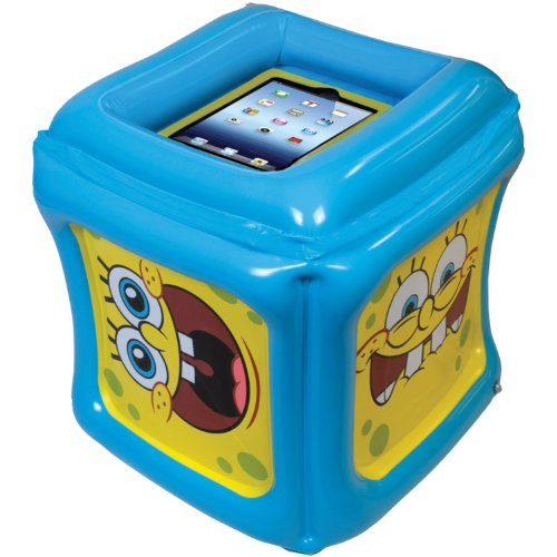 s Inflatable Play Cube for iPad/iPad 2/The new iPad with App Included ()